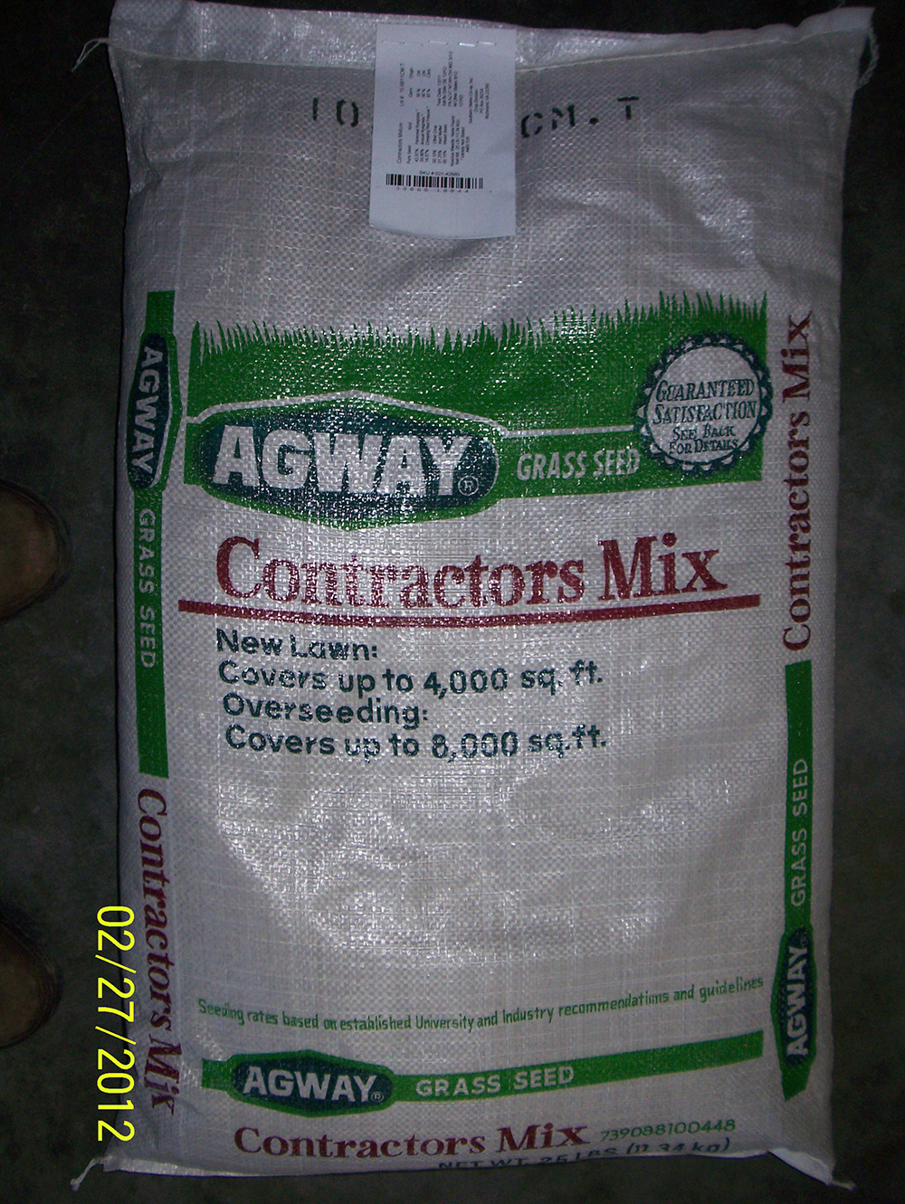 Contractor Mix