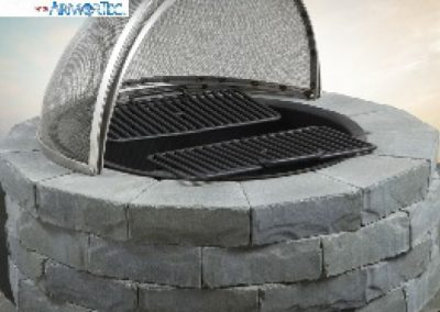 Cambridge Ledgestone Fire Pit