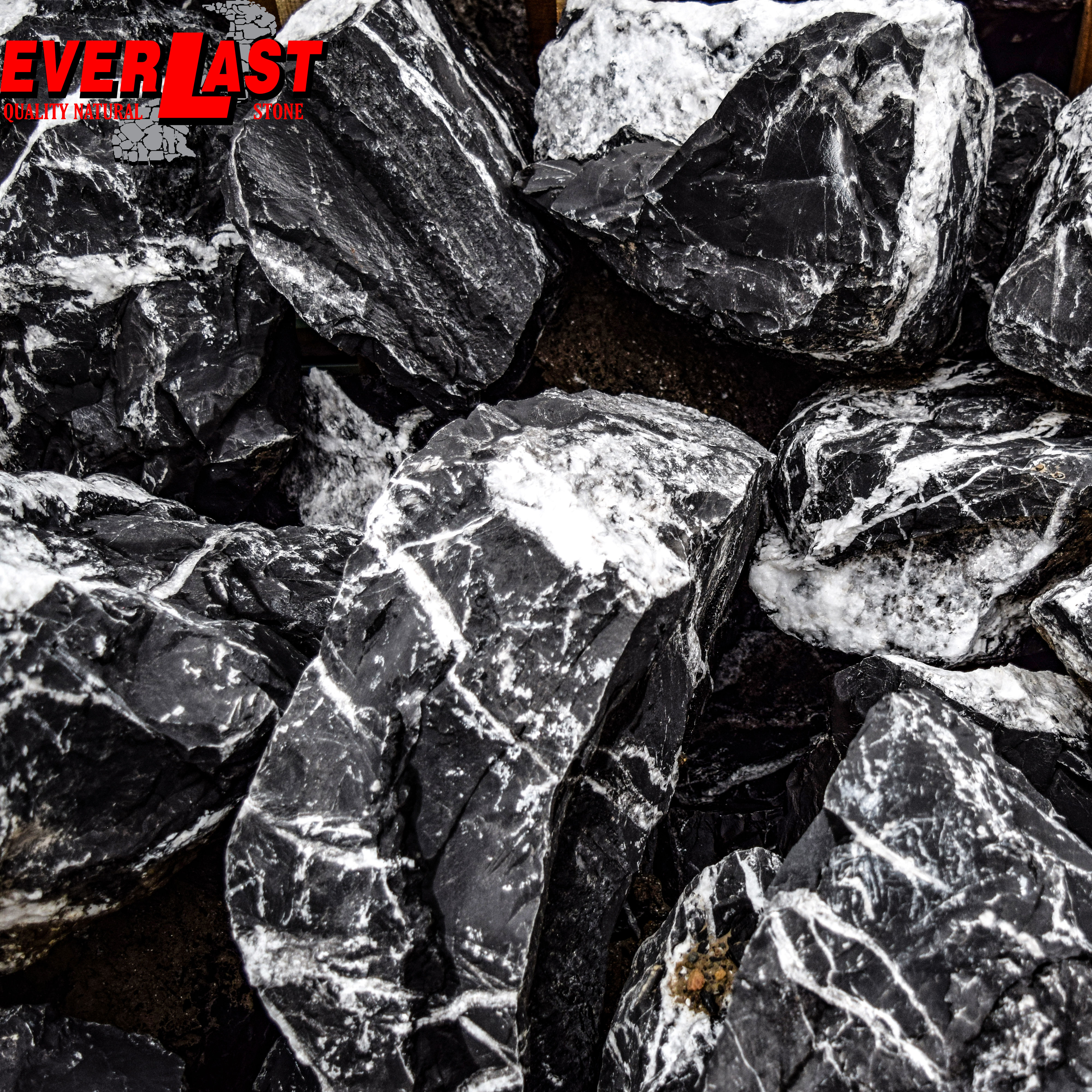 Zebra Boulders