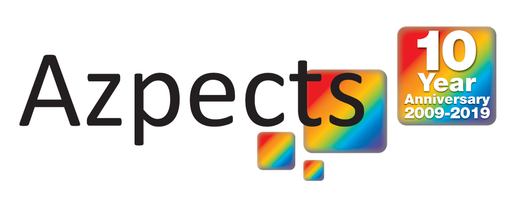 Azpects logo