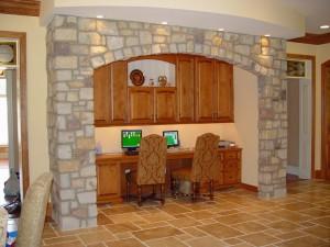 q-Interior-stone-veneer-archway