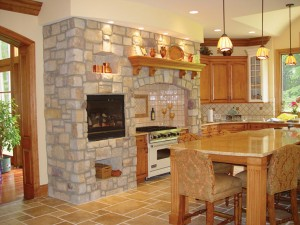 q-brown-irregular-natural-stone-kitchen-wall
