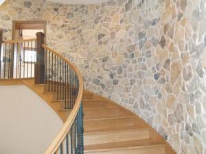 q-brown-irregular-stone-staircase-wall